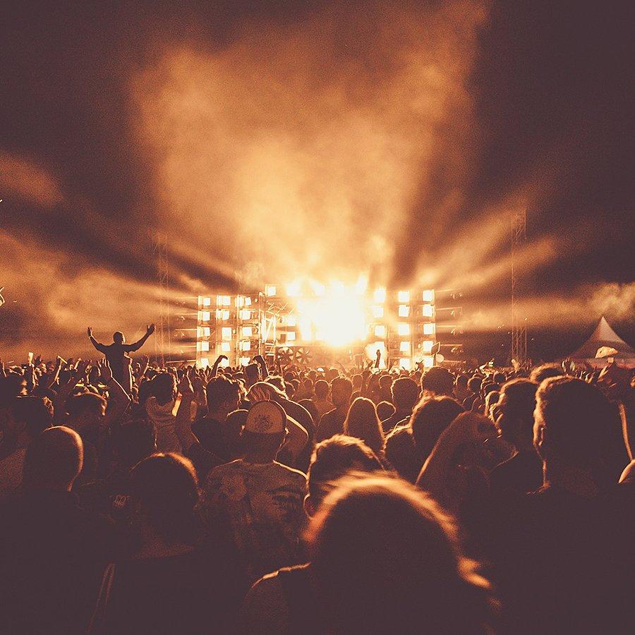 Festivaly, venkovní akce