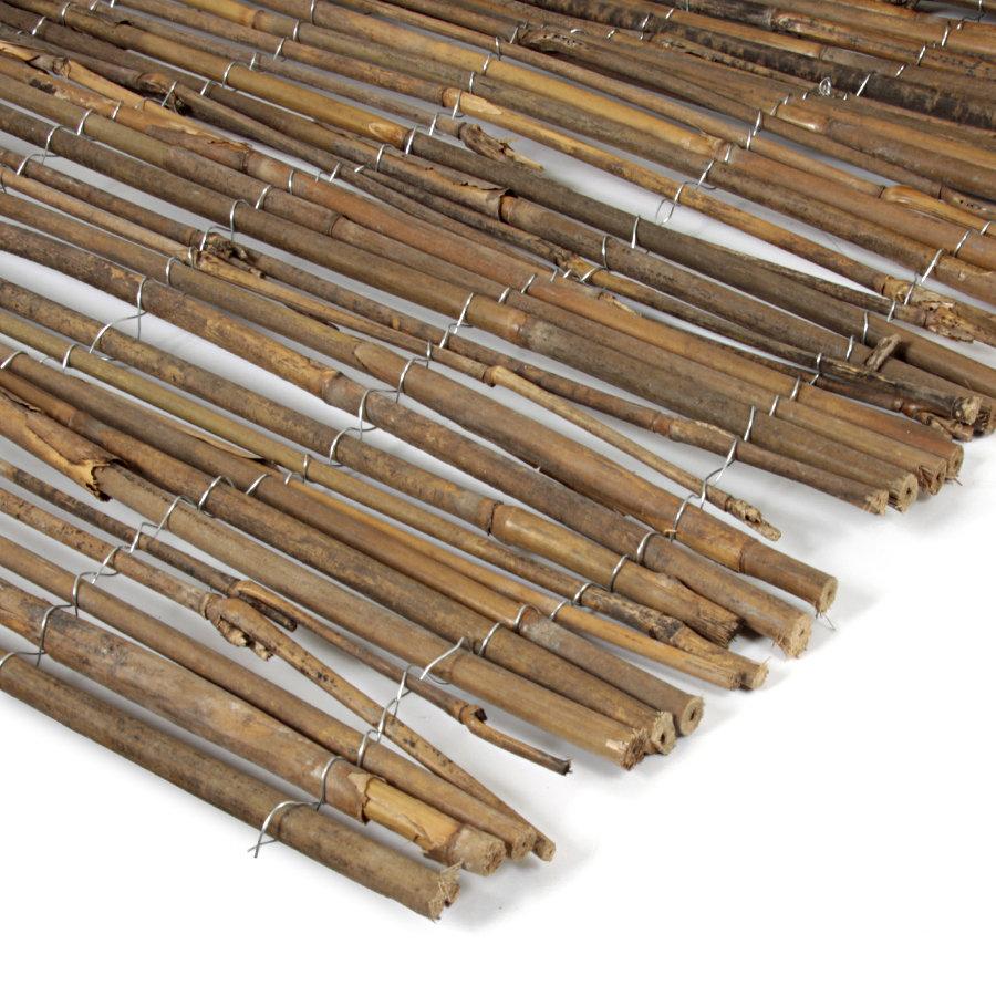 Bambusové stínící rohože
