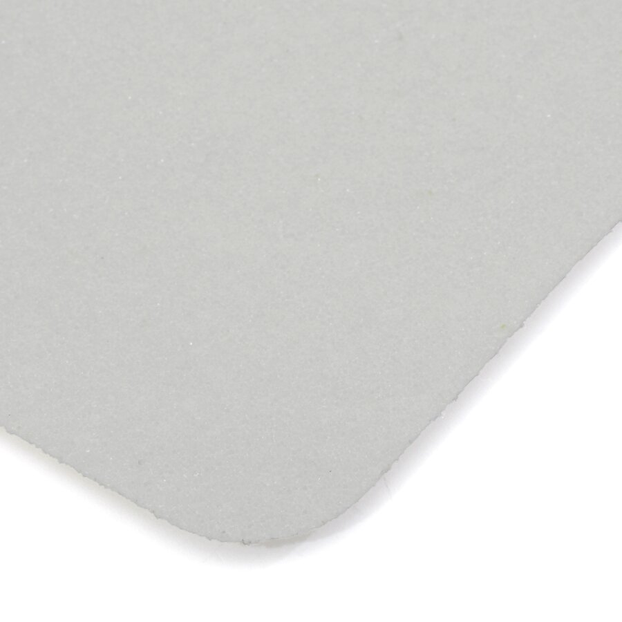 Průhledná korundová protiskluzová páska (pás) FLOMA Super - délka 15 cm, šířka 61 cm a tloušťka 1 mm