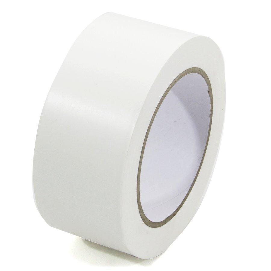 Bílá vyznačovací páska Standard - délka 33 m a šířka 5 cm