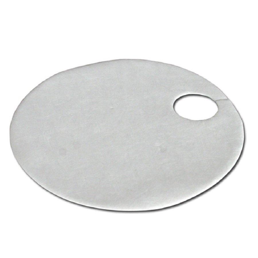 Sudová hydrofobní sorpční rohož - průměr 557 mm - 15 ks