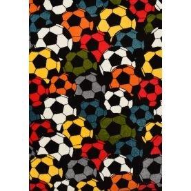 Různobarevný dětský kusový koberec Kolibri