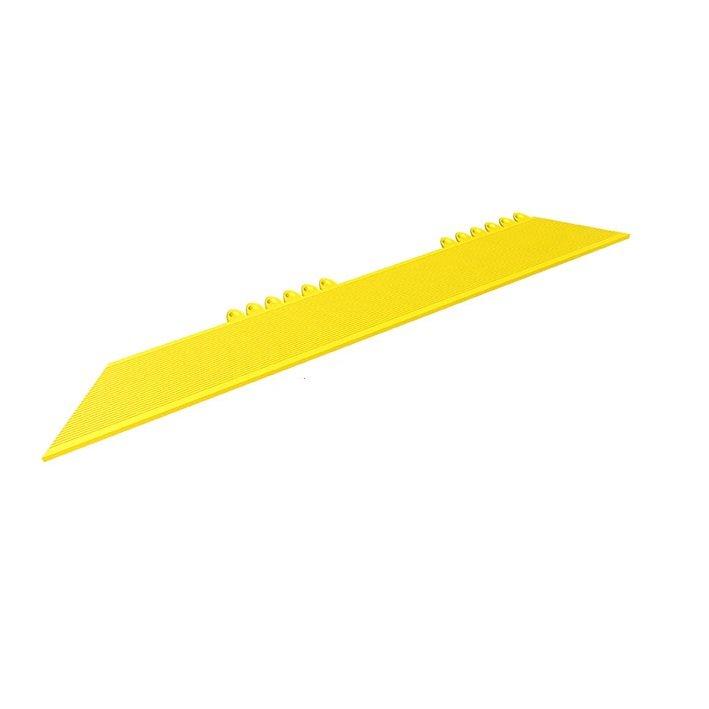 Žlutá náběhová hrana Safety Ramp, Nitrile - délka 91 cm a šířka 15 cm