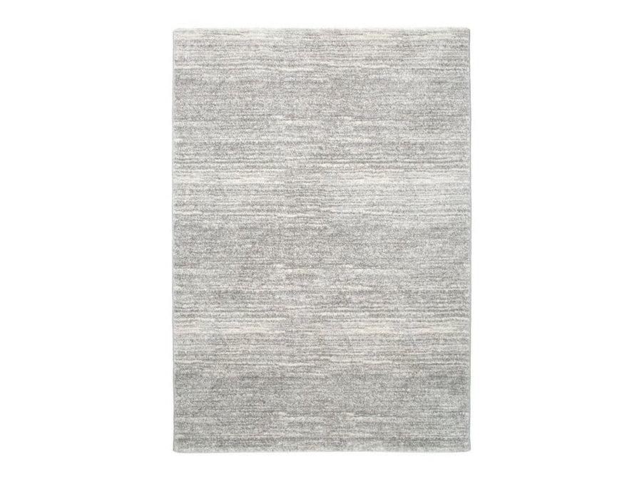 Šedý kusový koberec Loftline - délka 115 cm a šířka 60 cm