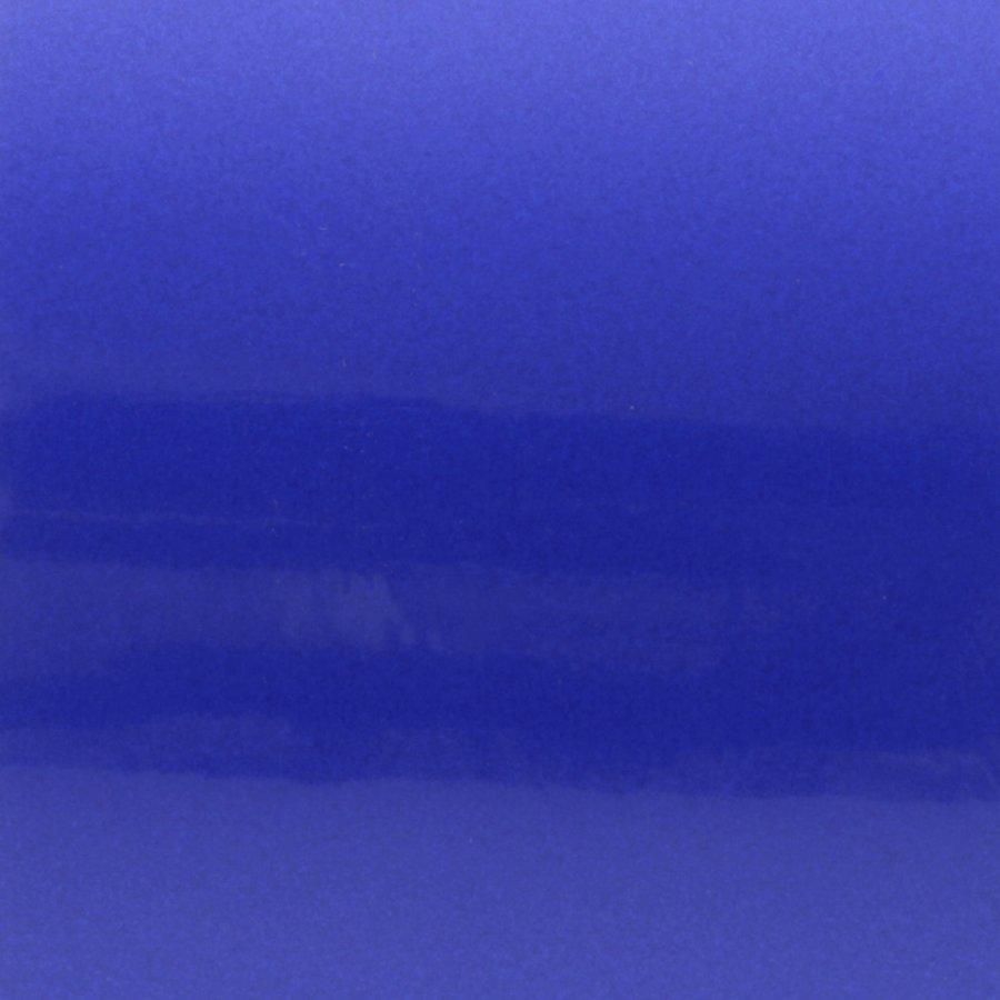 Modrá reflexní samolepící výstražná páska - délka 45 m a šířka 5 cm