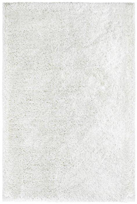 Bílý kusový koberec Touch me - délka 60 cm a šířka 40 cm