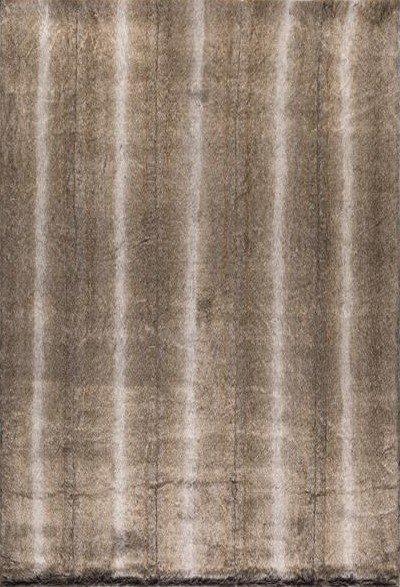 Hnědý kusový luxusní koberec Feel