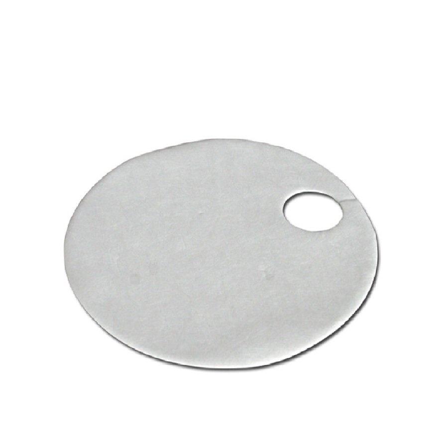 Sudová hydrofobní sorpční rohož - průměr 355 mm - 15 ks