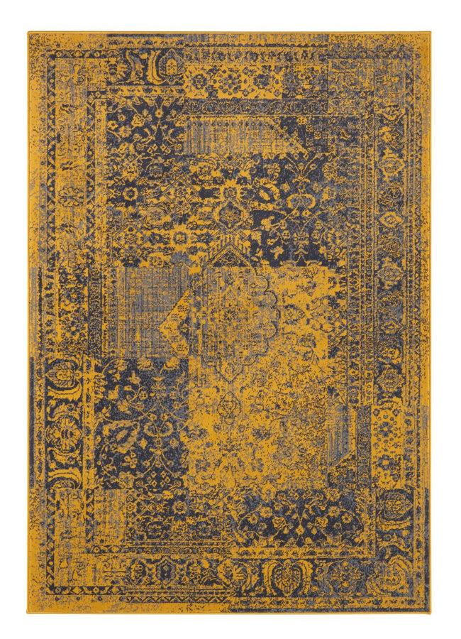 Zlatý kusový koberec Celebration, Plume