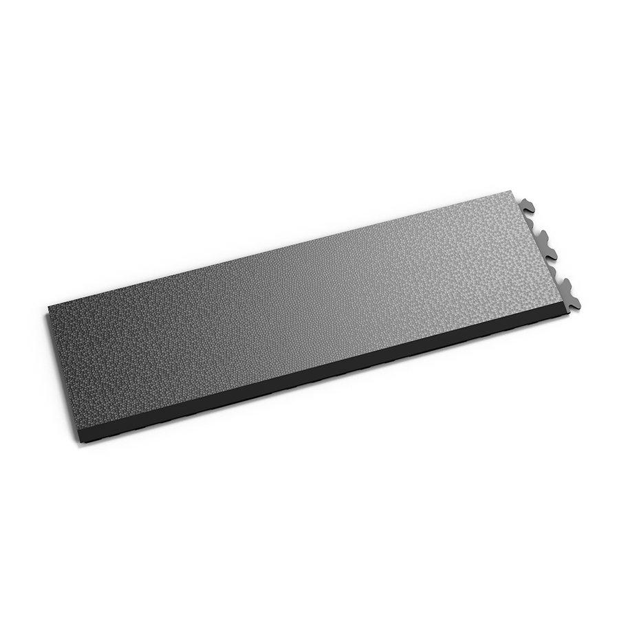 "Černý vinylový plastový nájezd ""typ A"" Fortelock Invisible 2035 (hadí kůže) - délka 46,8 cm, šířka 14,5 cm a výška 0,67 cm"