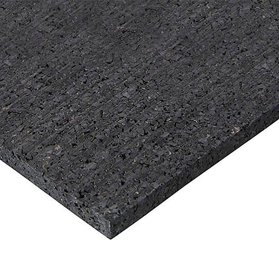 Antivibrační elastická tlumící rohož (deska) z drásaniny F700 - délka 200 cm a šířka 100 cm