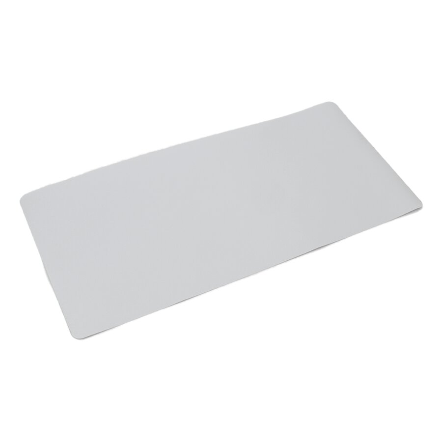 Bílá voděodolná protiskluzová podložka do vany FLOMA Aqua-Safe - délka 86,4 cm, šířka 40,6 cm a tloušťka 0,7 mm