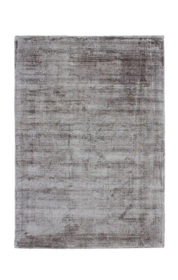 Šedý kusový koberec Maori - délka 170 cm a šířka 120 cm