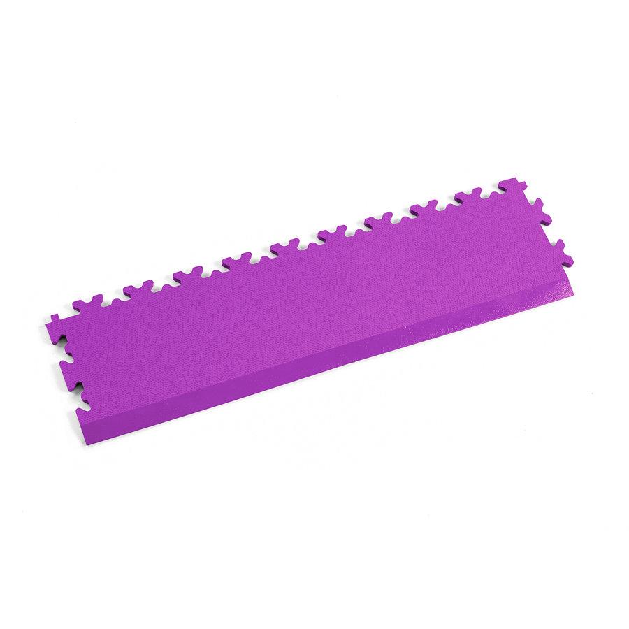 Fialový vinylový plastový nájezd 2025 (kůže), Fortelock - délka 51 cm, šířka 14 cm a výška 0,7 cm