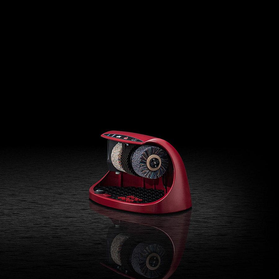 Červený čistič bot Cosmo, Heute