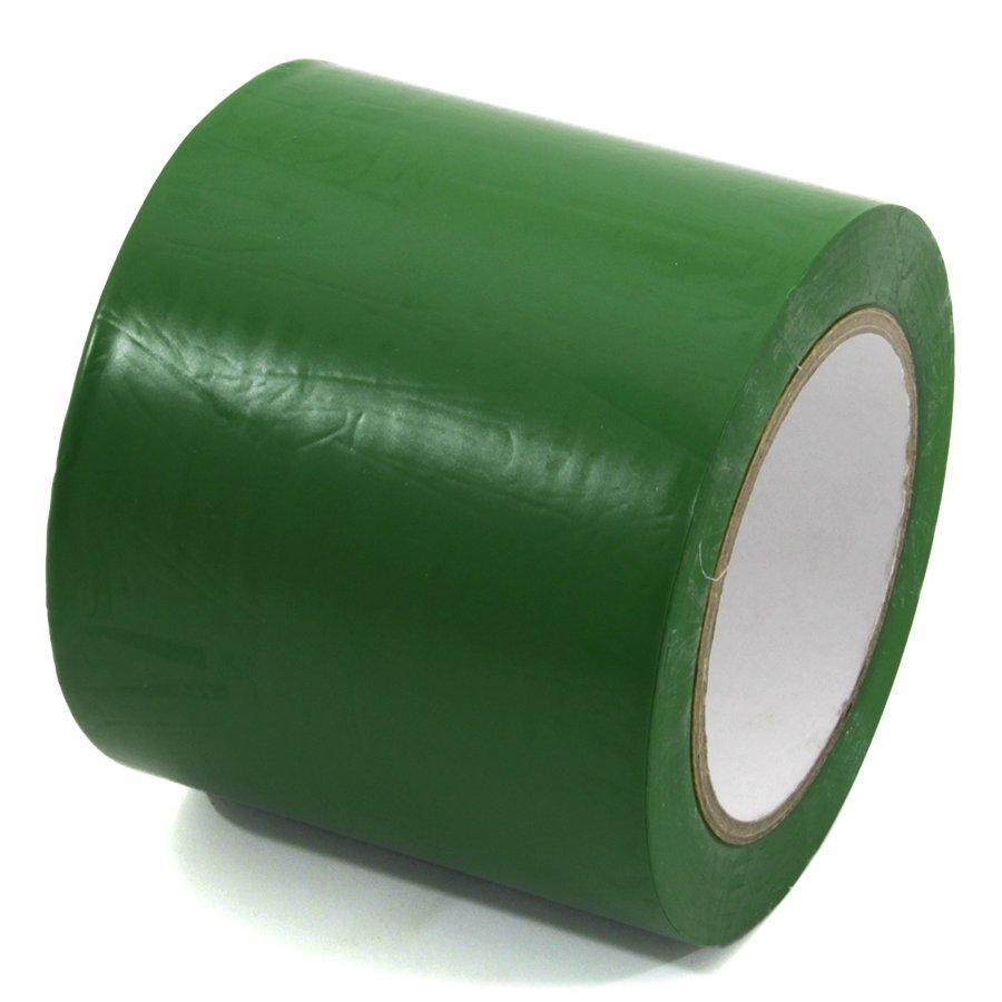 Zelená vyznačovací páska Standard - délka 33 m a šířka 10 cm