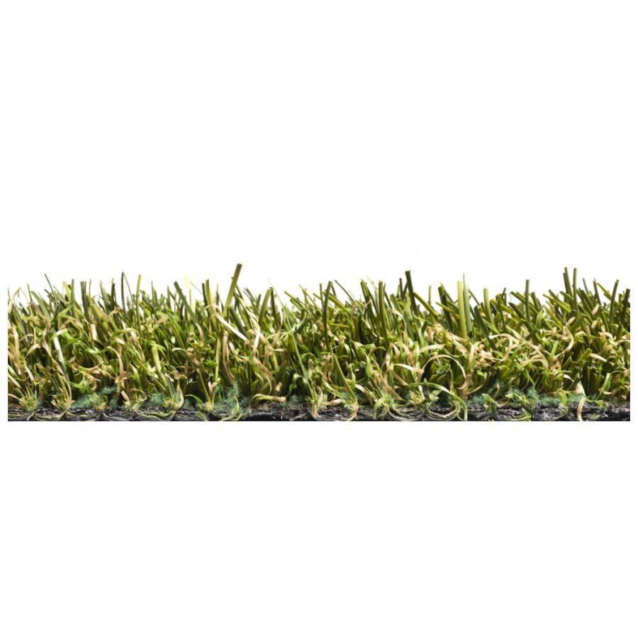 Zelený umělý trávník (metráž) FLOMA Novara - délka 1 cm a výška 3 cm
