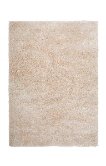 Béžový kusový koberec Curacao - délka 150 cm a šířka 80 cm