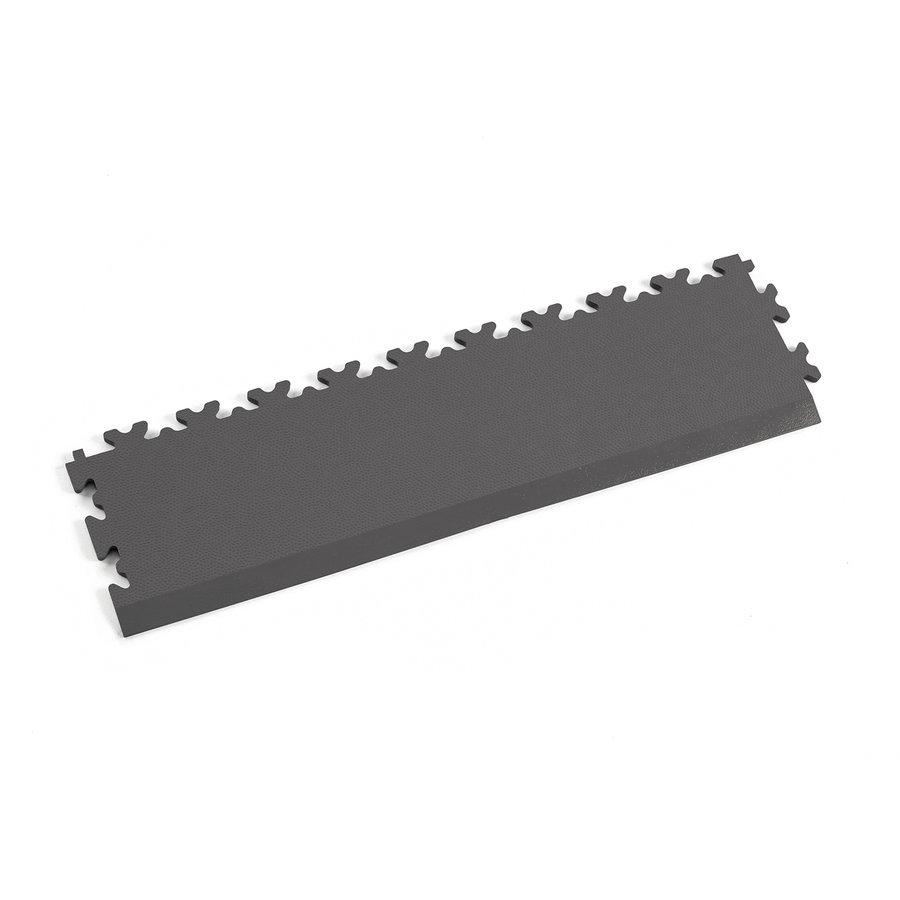 Grafitový vinylový plastový nájezd 2025 (kůže), Fortelock - délka 51 cm, šířka 14 cm a výška 0,7 cm