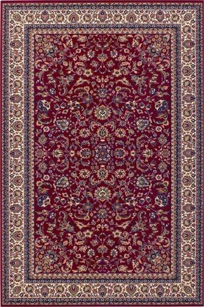 Červený kusový luxusní orientální koberec Saphir - šířka 240 cm