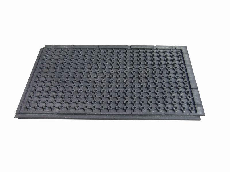 PVC vinylová interierová slzičková podlahová deska FLOMA RePVC T615S - délka 120 cm, šířka 80 cm a výška 2,2 cm