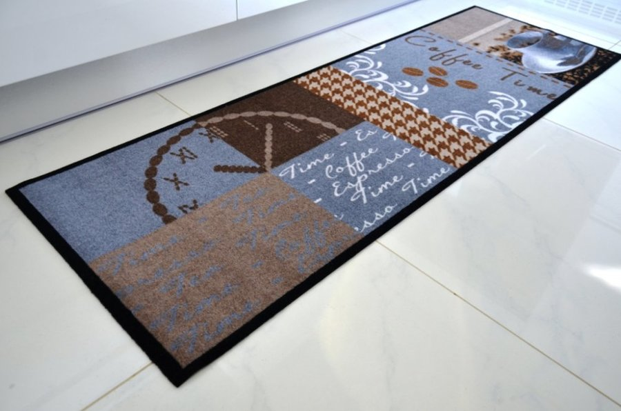 Různobarevná kuchyňská předložka 02 - délka 150 cm a šířka 50 cm