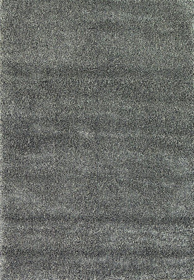 Šedý kusový koberec Lana - délka 200 cm a šířka 135 cm