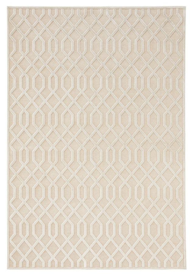 Béžový kusový moderní koberec Mint Rugs, Caine