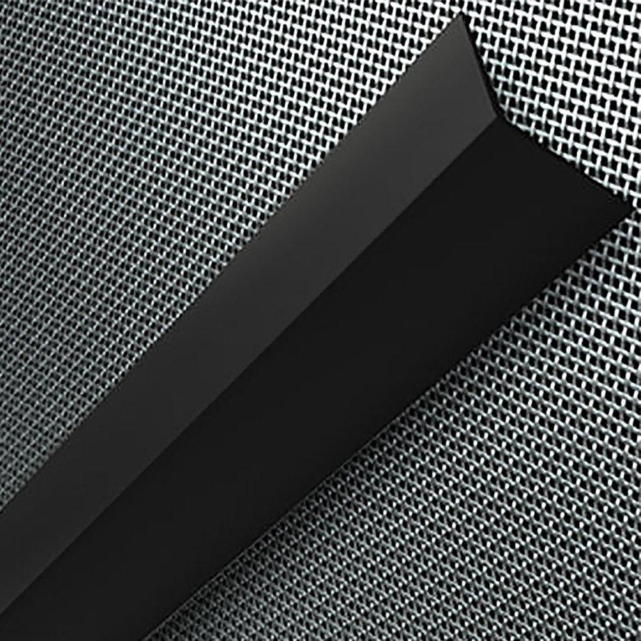 Pryžový roh na ochranu stěn FLOXO - délka 150 cm, šířka 9 cm a tloušťka 1 cm