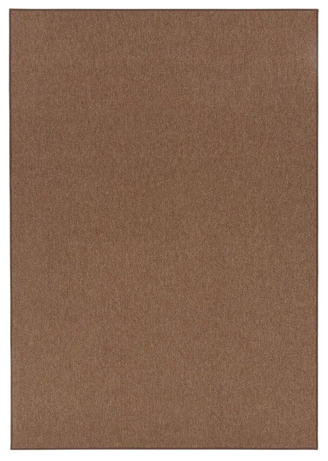 Hnědý kusový koberec Casual - délka 300 cm a šířka 200 cm