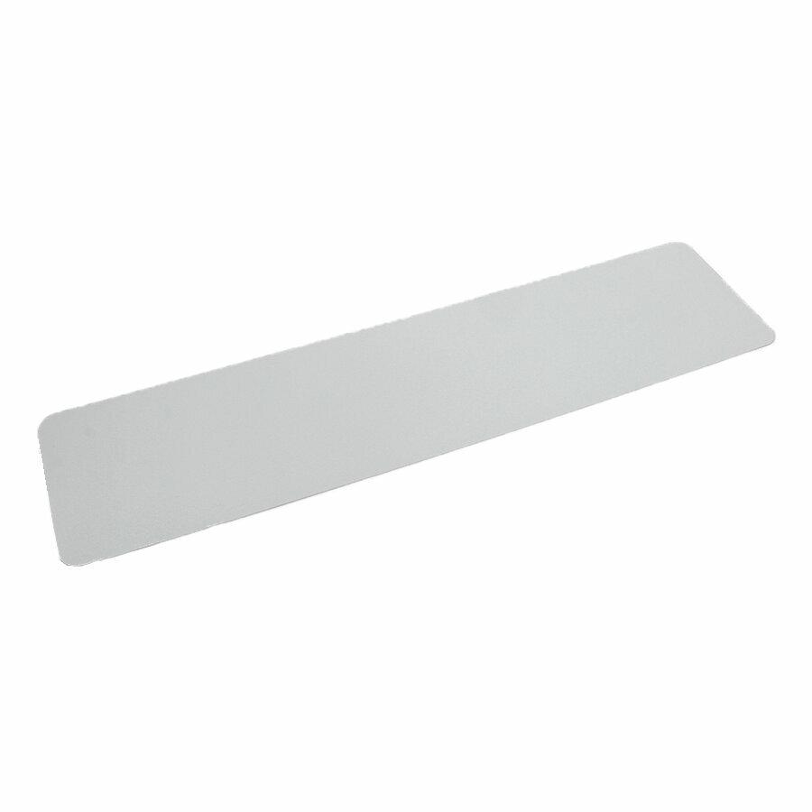 Béžová plastová voděodolná protiskluzová páska (pás) FLOMA Aqua-Safe - délka 15 cm, šířka 61 cm a tloušťka 0,7 mm