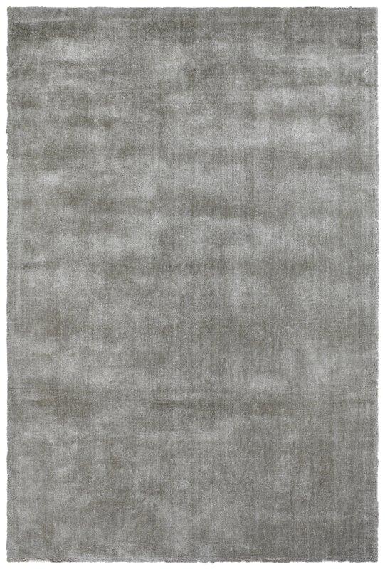 Šedý kusový koberec Breeze of Obsession - délka 150 cm a šířka 80 cm