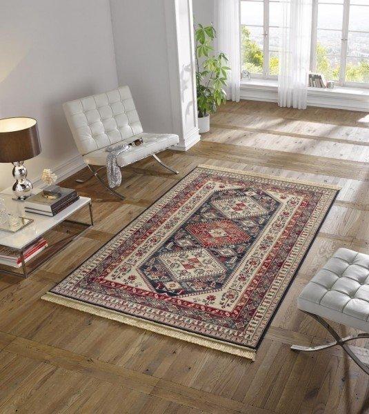 Různobarevný moderní orientální kusový koberec Majestic - délka 300 cm a šířka 200 cm