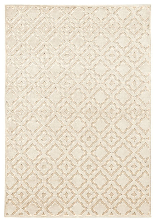Béžový moderní kusový koberec Iris, Mint Rugs - délka 300 cm a šířka 200 cm
