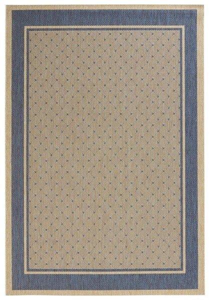 Béžový kusový moderní koberec Natural