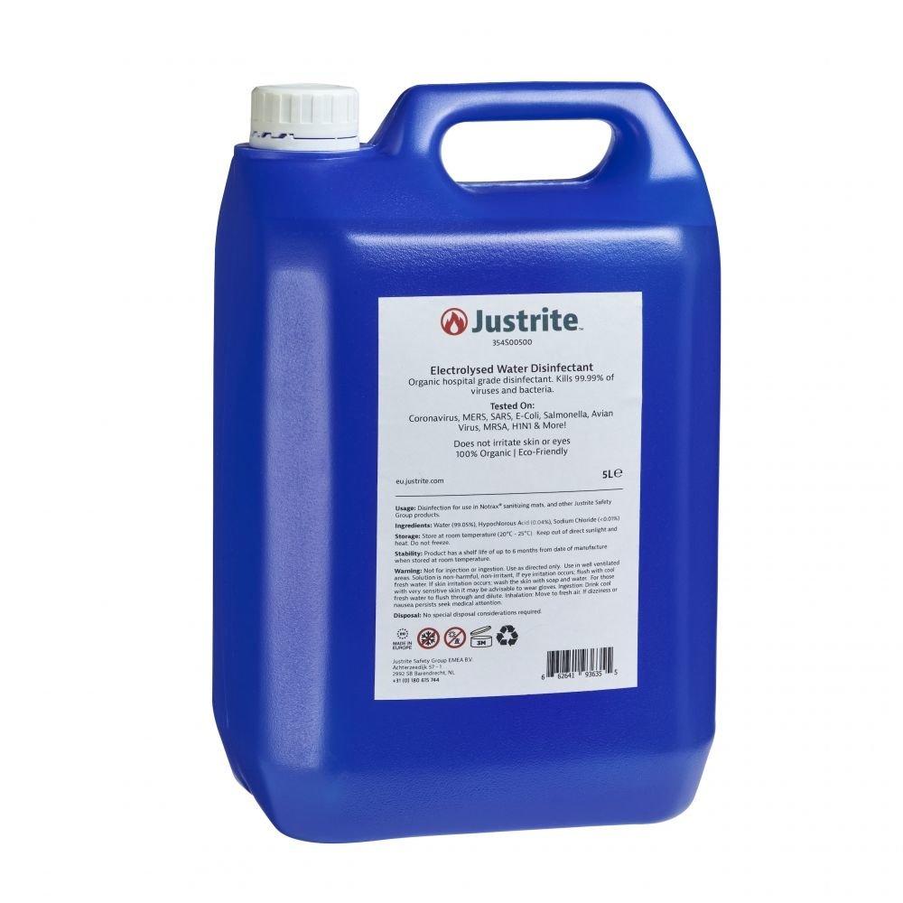 Elektrolyzovaný vodní dezinfekční prostředek - objem 5 l