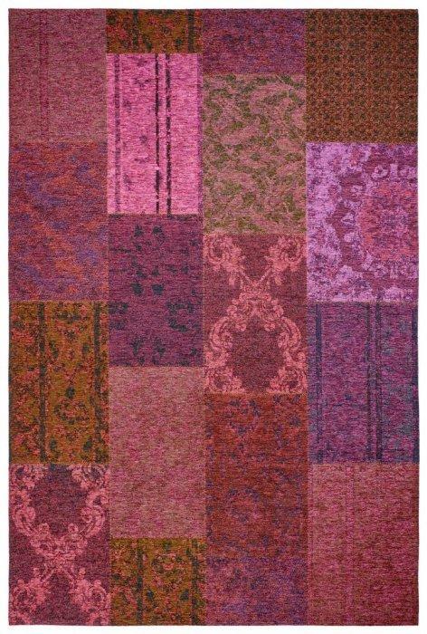Fialový kusový moderní koberec Milano - délka 110 cm a šířka 57 cm