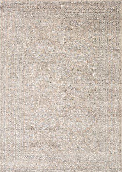 Béžový kusový luxusní koberec Reflect