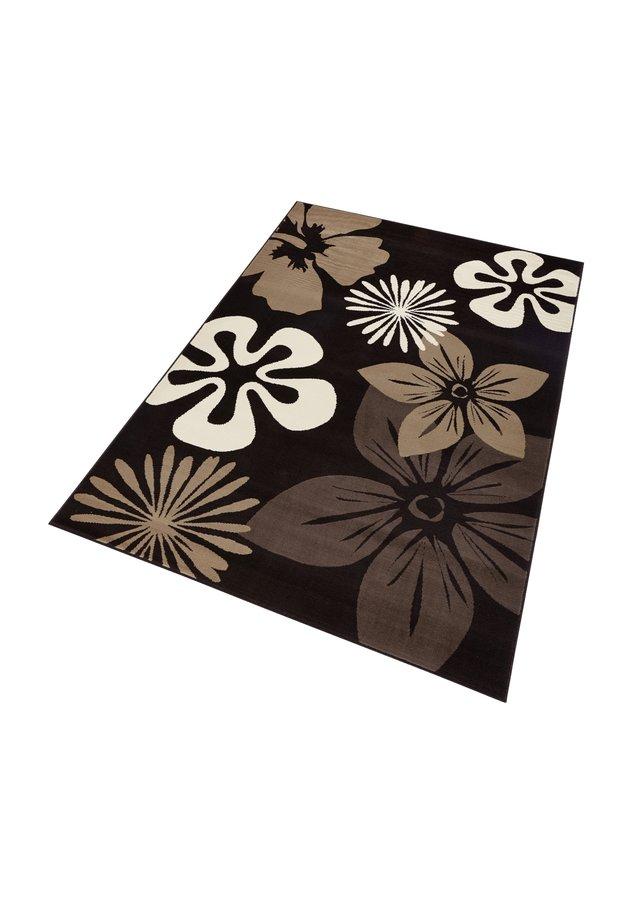 Hnědý moderní kusový kuchyňský koberec Gloria - délka 290 cm a šířka 200 cm