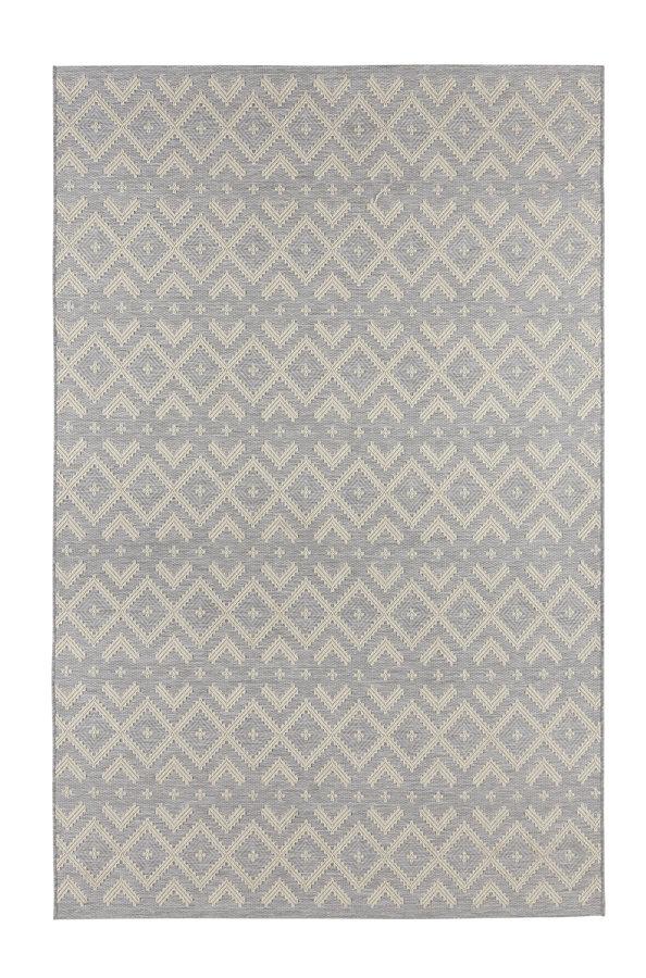 Šedý kusový koberec Harmony