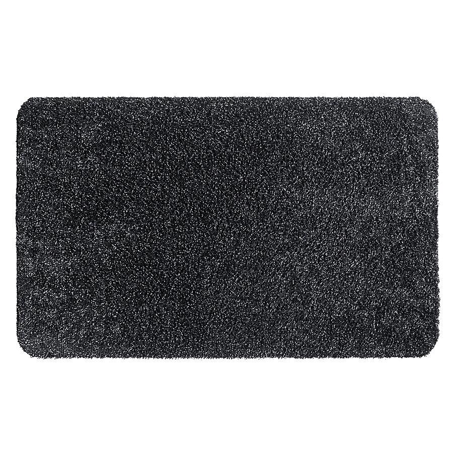Grafitová čistící vnitřní vstupní pratelná rohož Natuflex, FLOMA - výška 0,6 cm