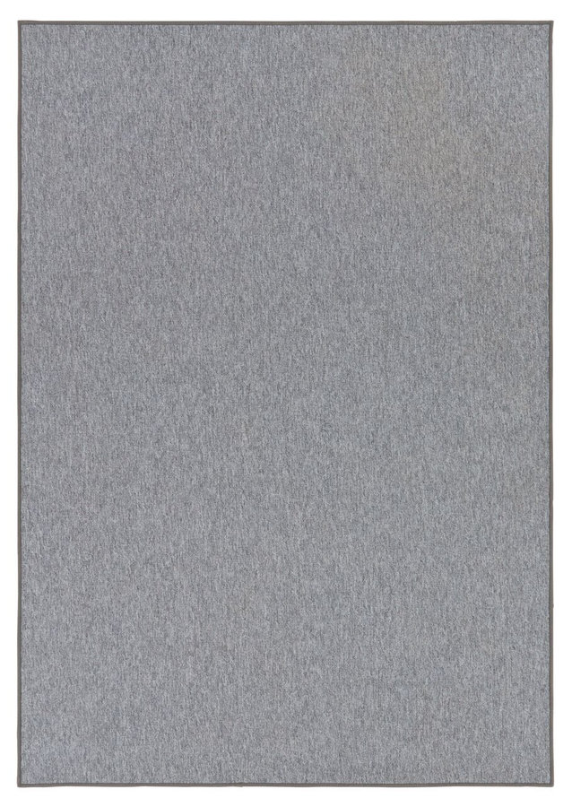 Šedý kusový koberec Casual - délka 300 cm a šířka 200 cm