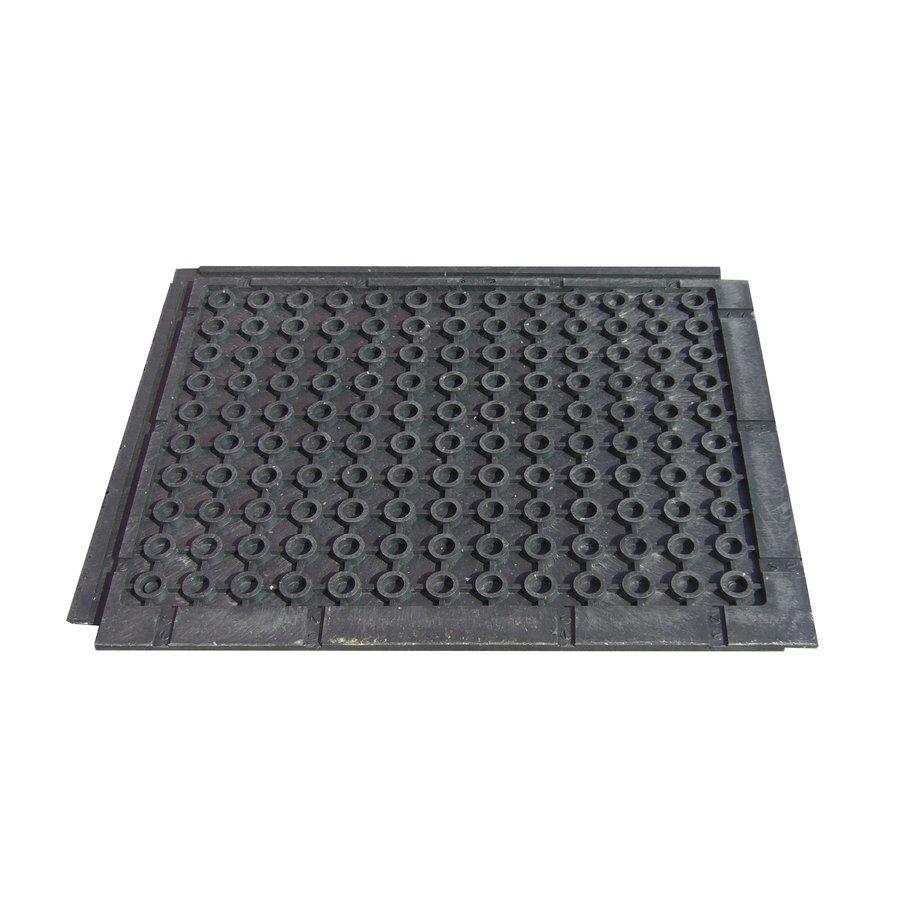 Plastová interierová kuličková podlahová deska - délka 80 cm, šířka 60 cm a výška 2,2 cm
