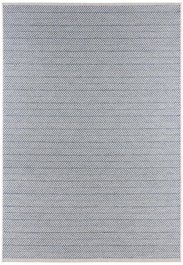 Šedý kusový moderní koberec Botany - šířka 70 cm