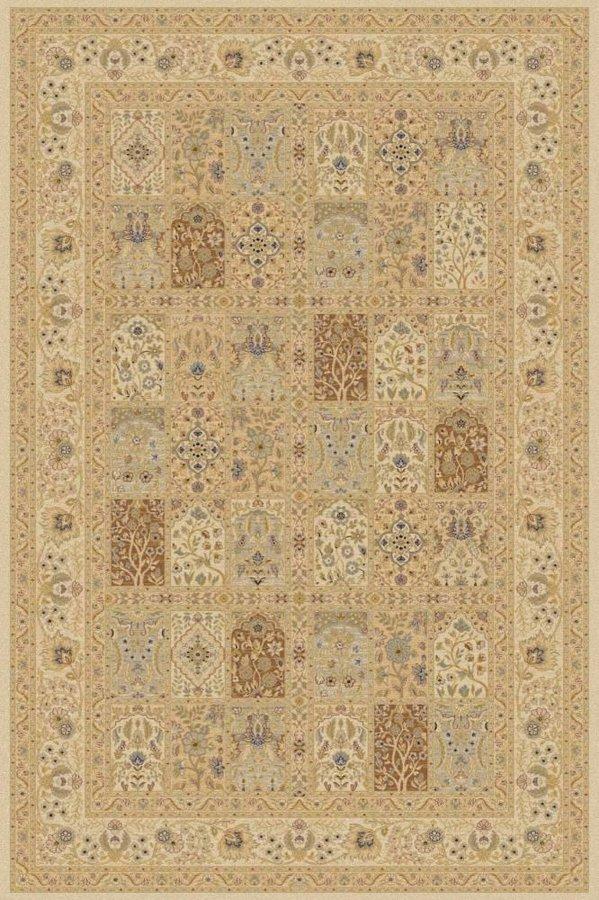 Béžový moderní kusový koberec Diamond - délka 300 cm a šířka 200 cm