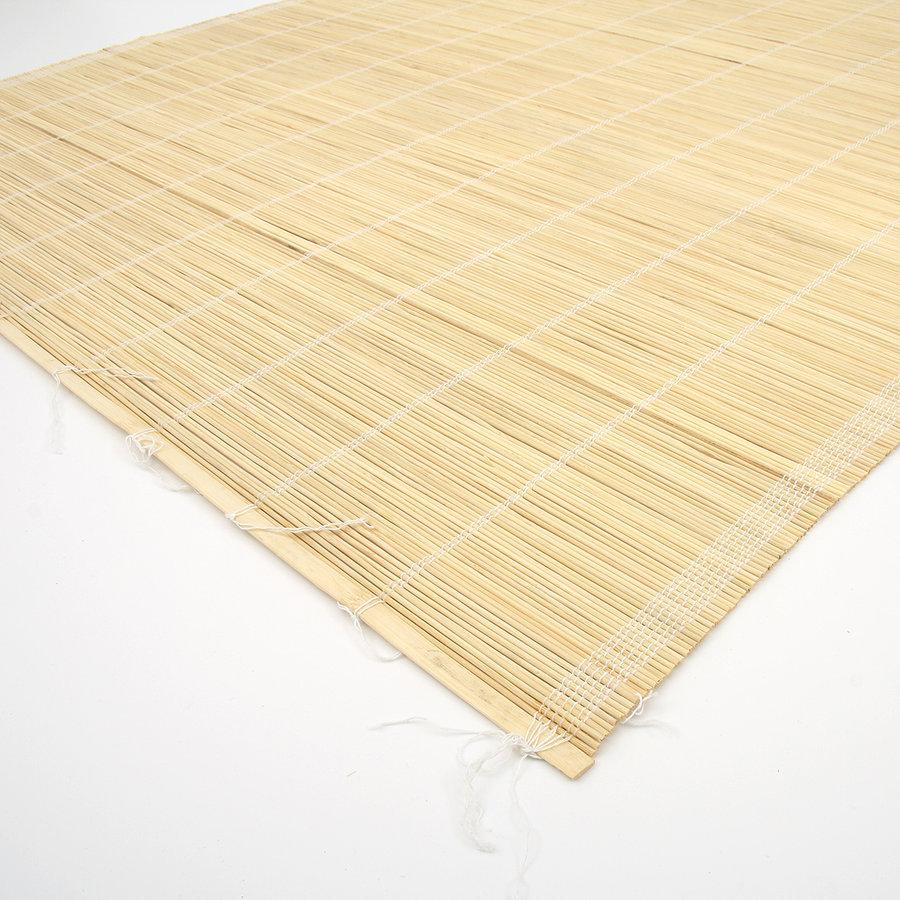 """Bambusová rohož na zeď """"štípaný bambus špejle"""" - délka 300 cm a výška 70 cm"""