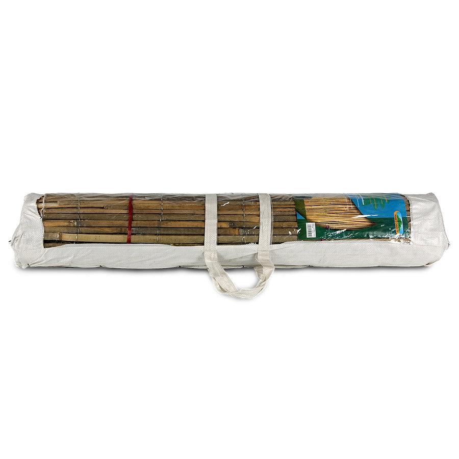 """Bambusová stínící rohož """"štípaný bambus nelakovaný"""" - délka 500 cm a výška 150 cm"""