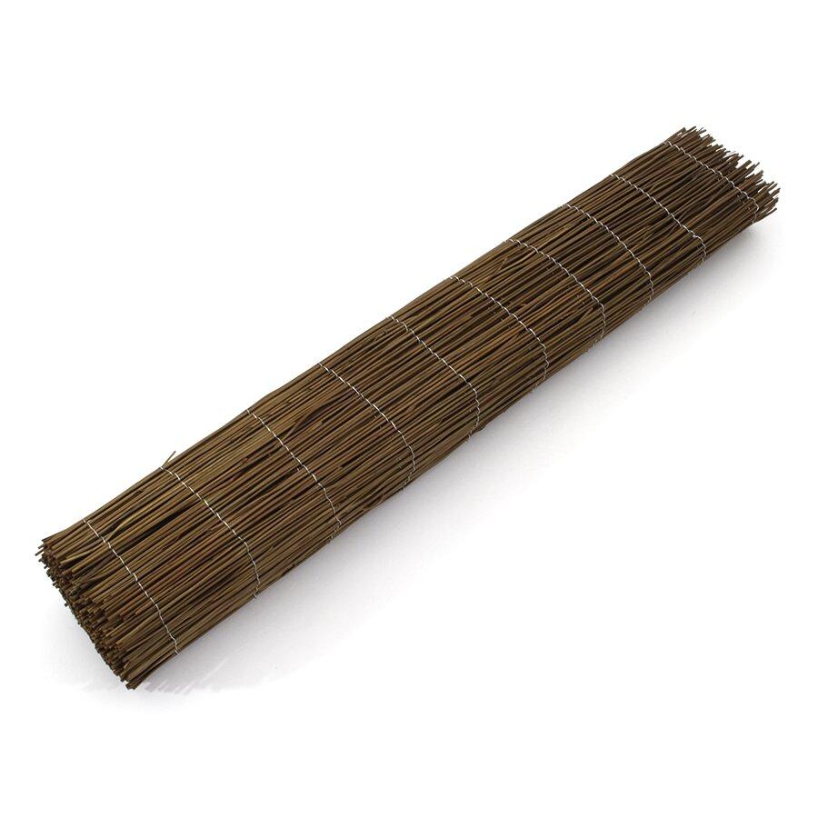 """Kapradí stínící rohož """"kapradí černé"""" - délka 300 cm a výška 100 cm"""