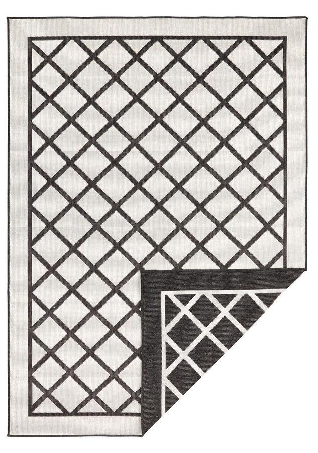 Béžový oboustranný moderní koberec Twin-Supreme, Sydney
