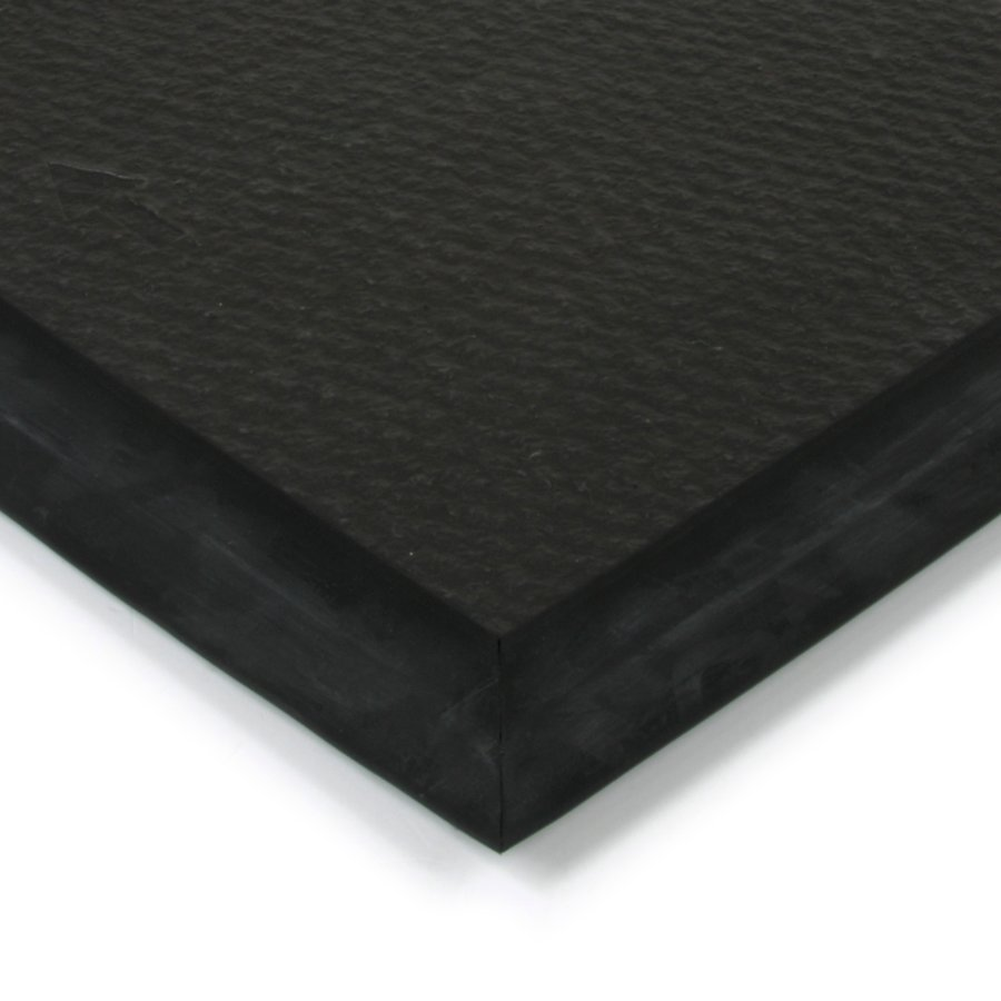 Hnědá textilní zátěžová čistící vnitřní vstupní rohož Fiona, FLOMA - délka 50 cm, šířka 80 cm a výška 1,1 cm